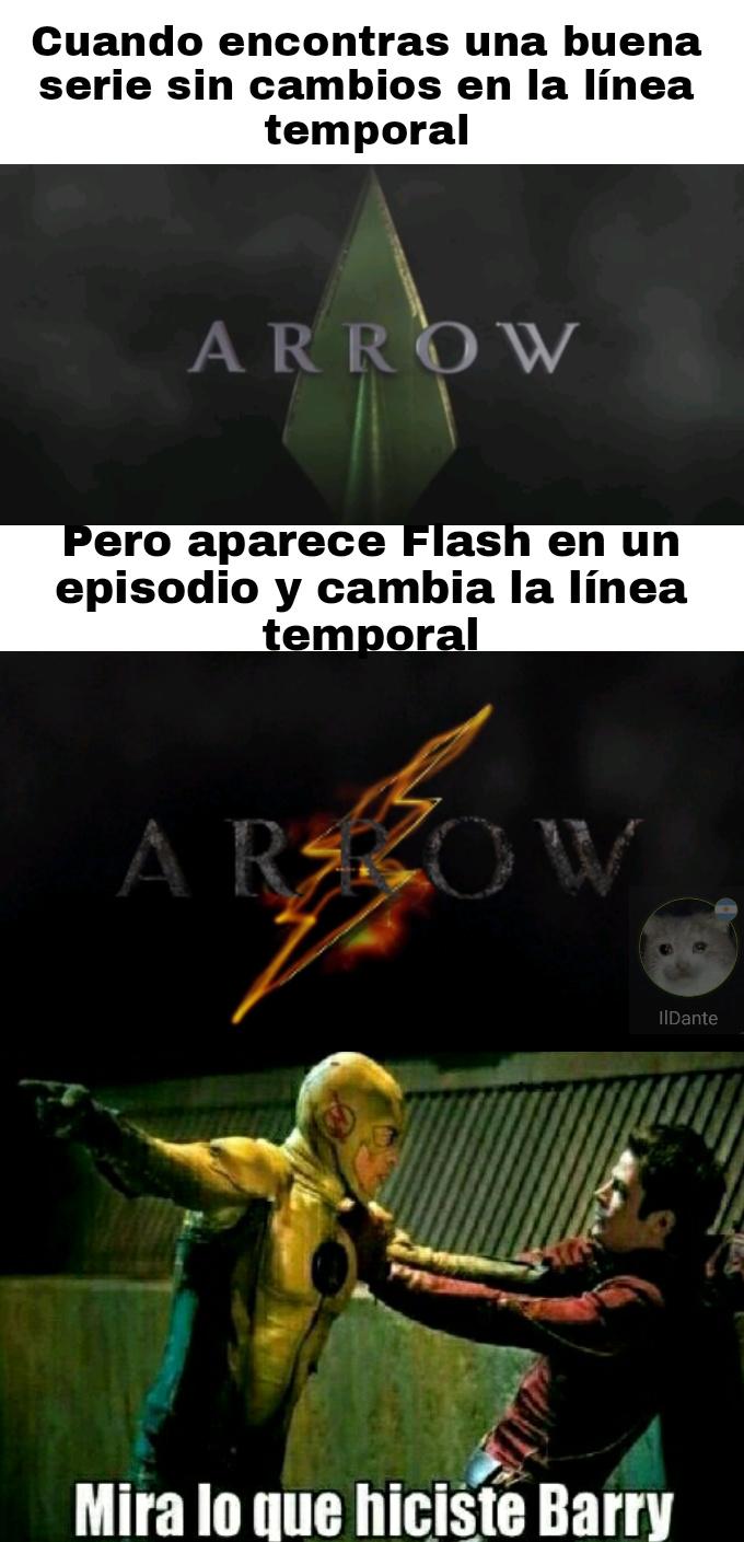 Típico de Barry - meme