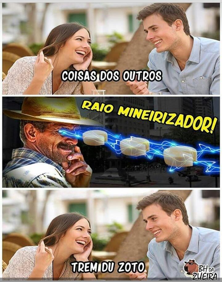 Dicionário do Mineiro - meme