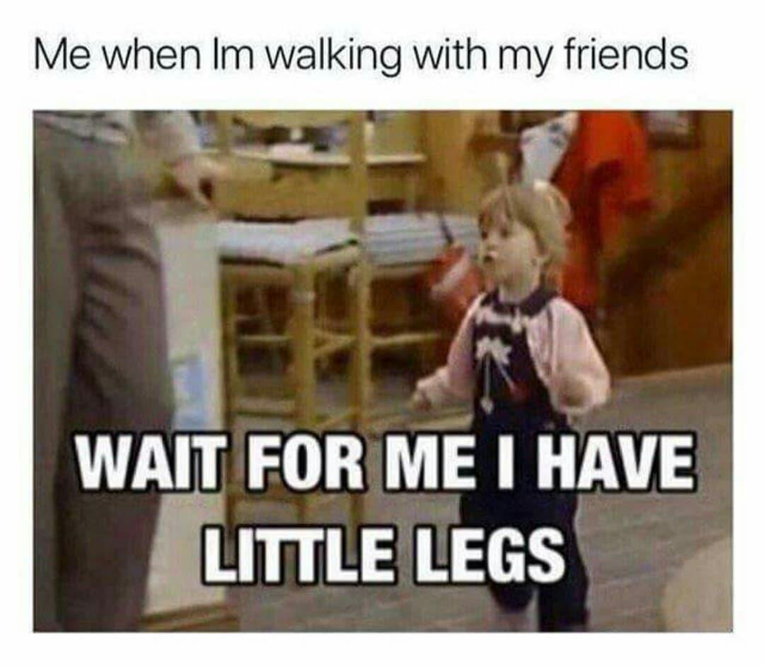 I'm a little mess. - meme