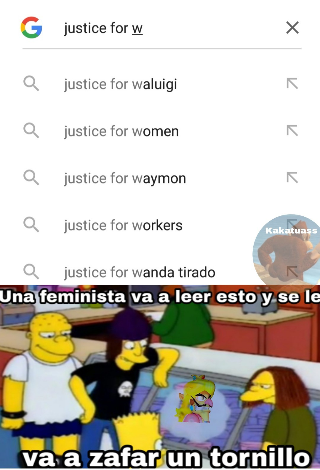 Wah Wah - meme