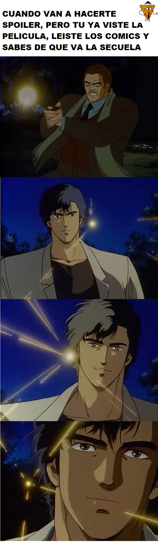 City Hunter - meme