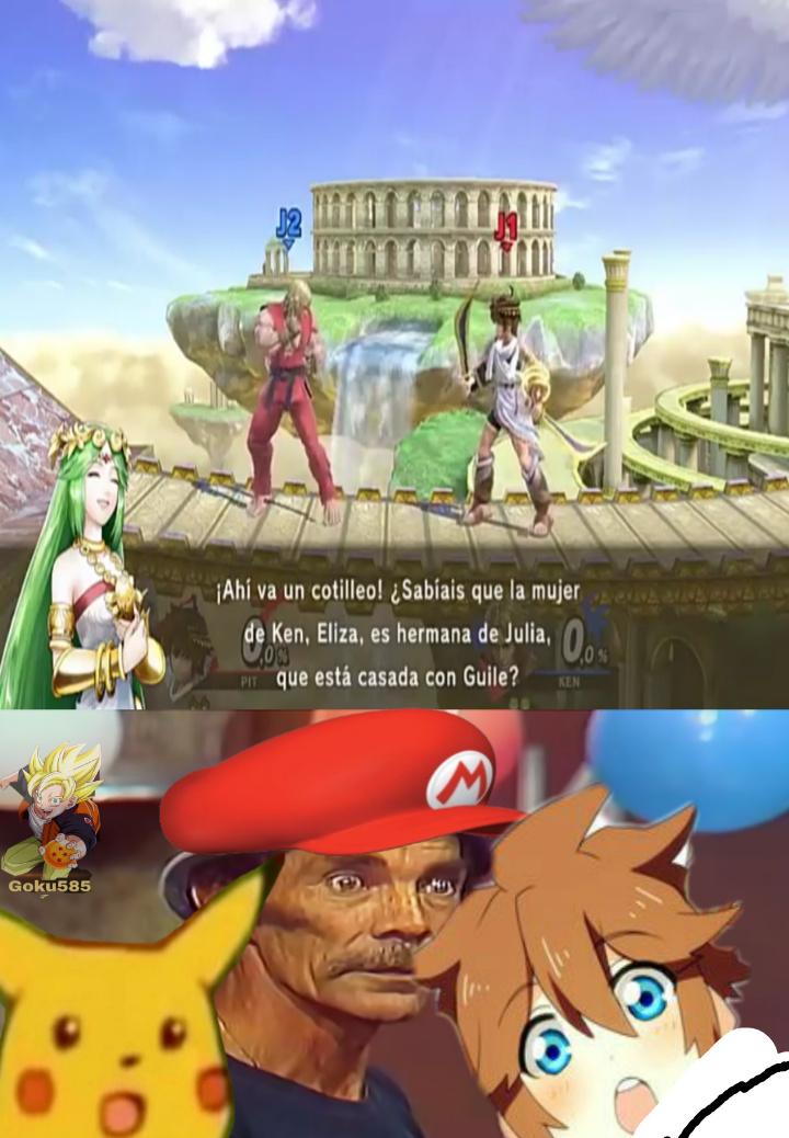 Ken es todo un Loquillo - meme