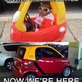 Ceux qui connaissent ces véhicules vont comprendre
