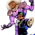 It is I Danny Devito with my stand Devito Platinum