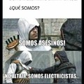 Somos electricistas