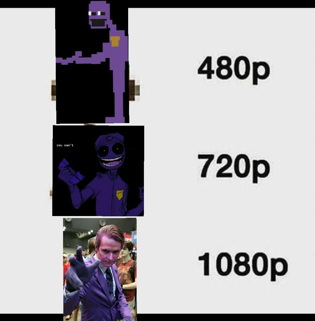 Memes del hombre de morado