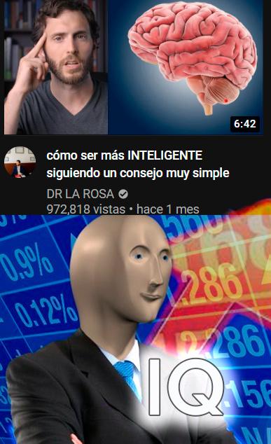 IQ - meme