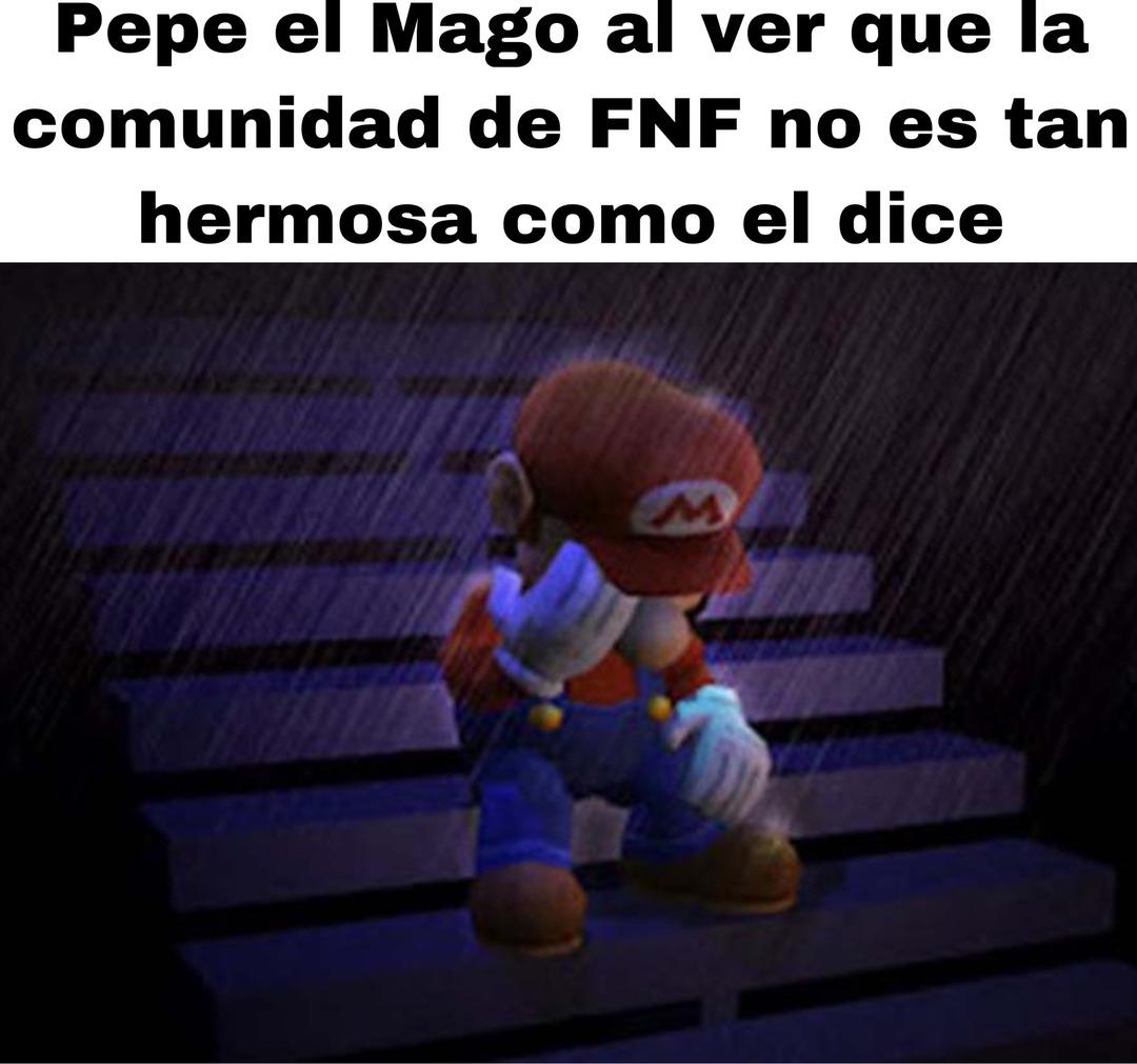 Buenos mods ≠ Buena comunidad - meme