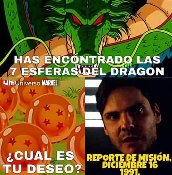 Reporte de misión, diciembre 16, 1991 - meme
