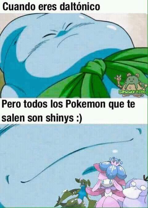 SHINY!!!!!!!! - meme