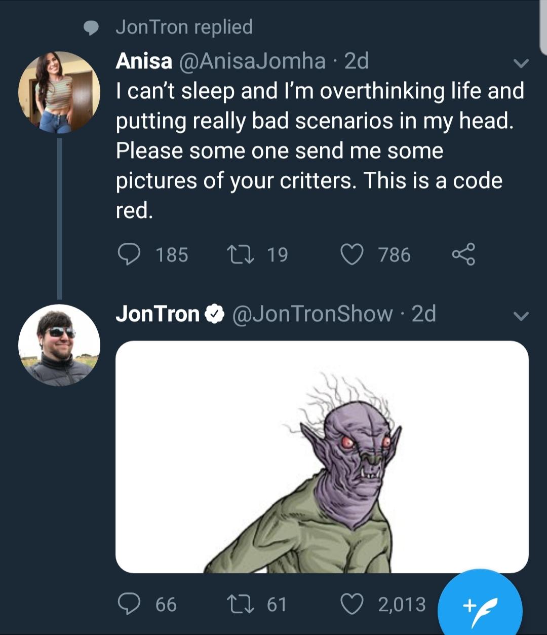 He hasn't made a video in so long - meme