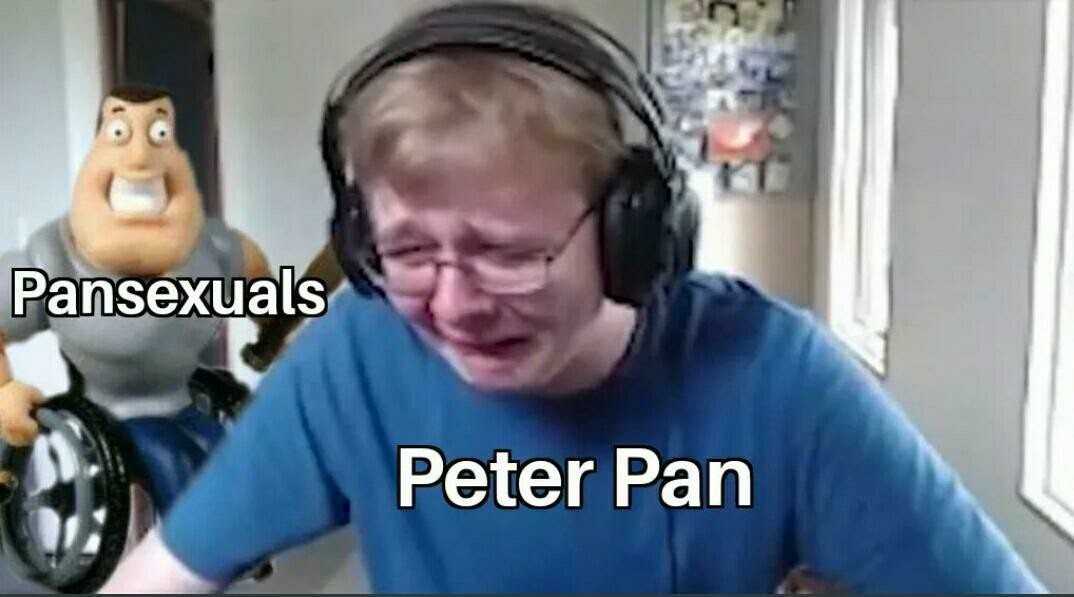 Poor Peter - meme