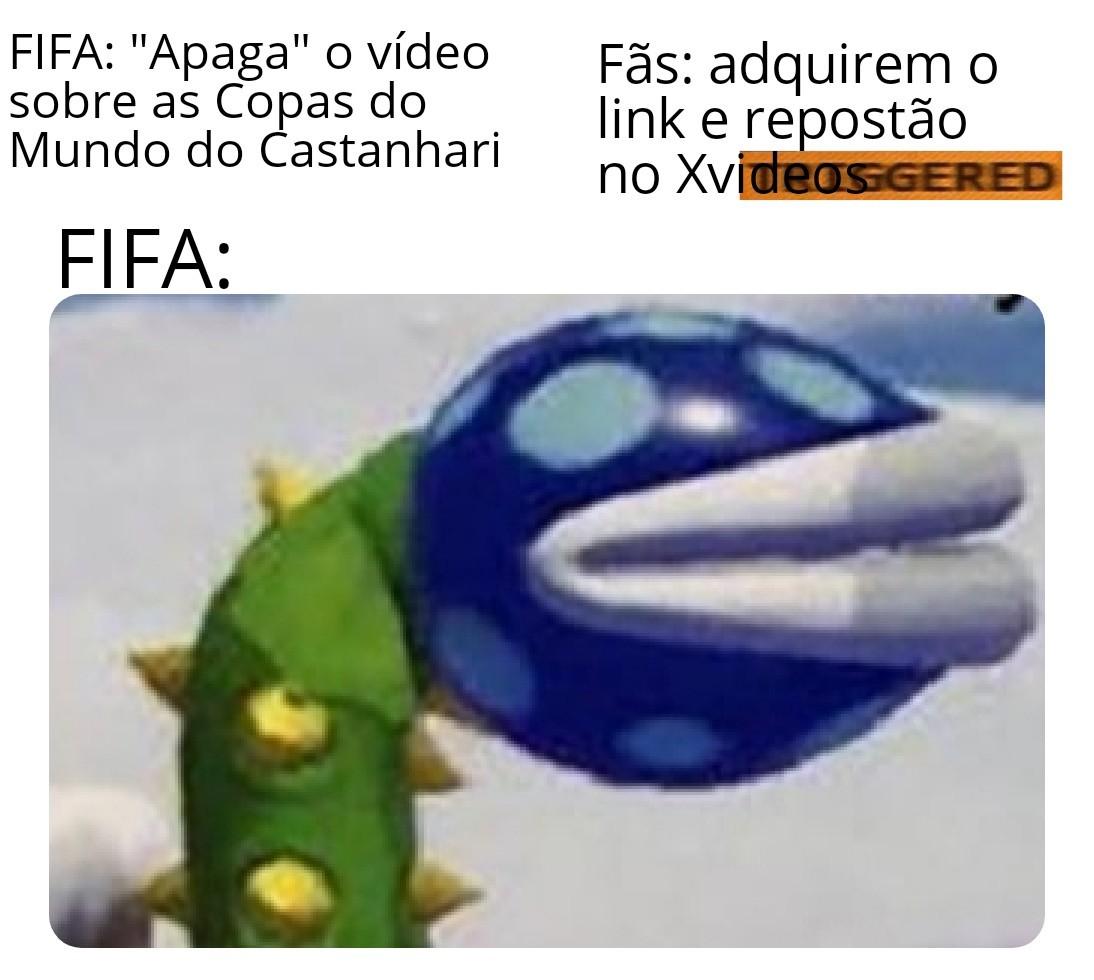 foi mal se for repost kkk FIFA - meme