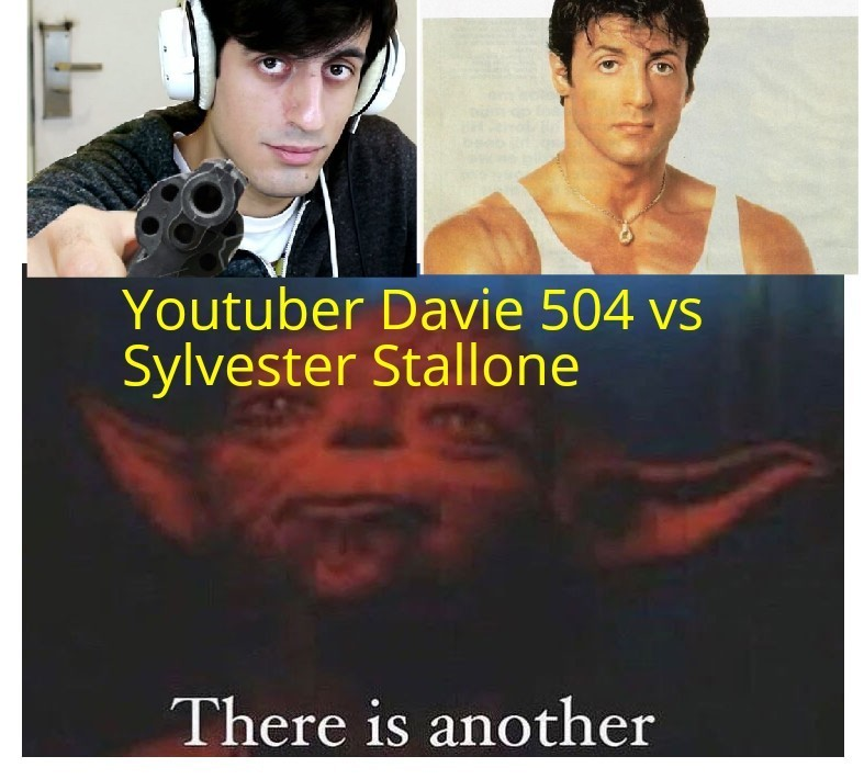 Another Sylvester Stallone - meme