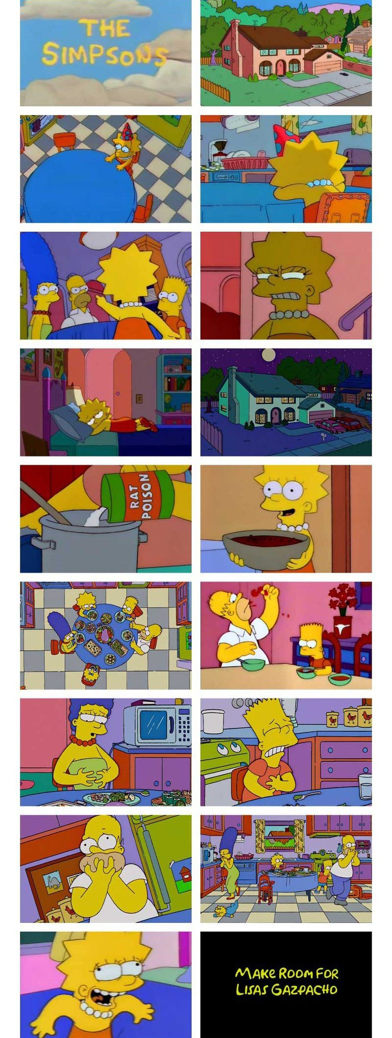 Dark Simpsons - meme