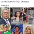 Contexto:Ivan duque es el presidente de colombia