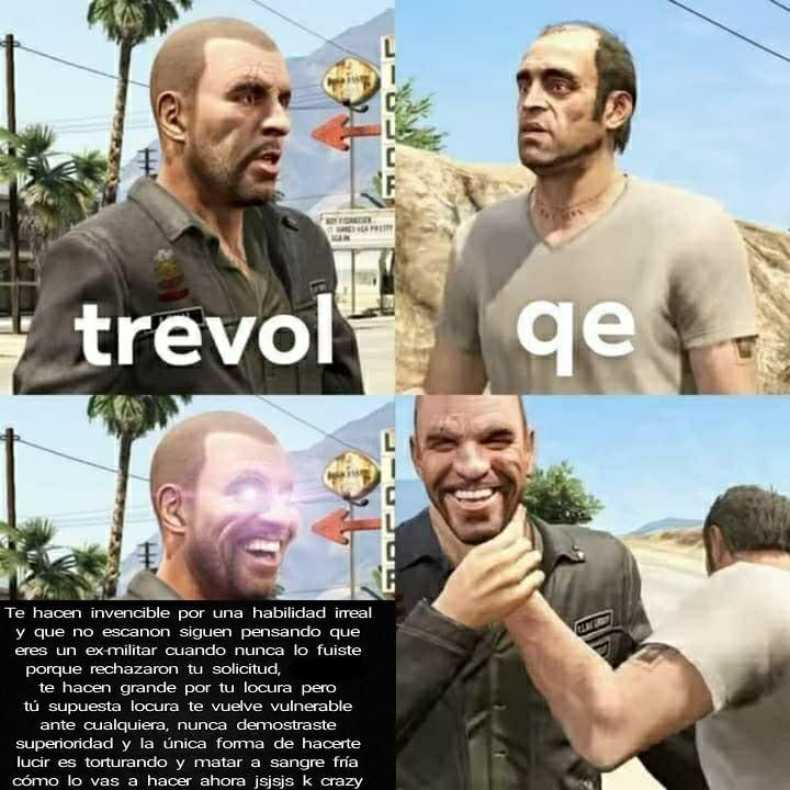trevol - meme
