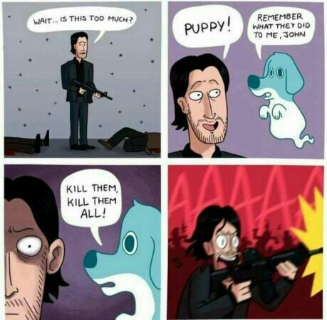 The puppy wouldn't lie would she....... - meme