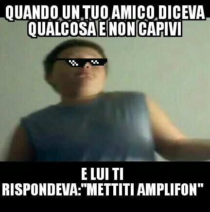 Amplifon - meme