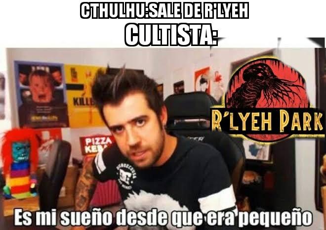 Cthulhu - meme