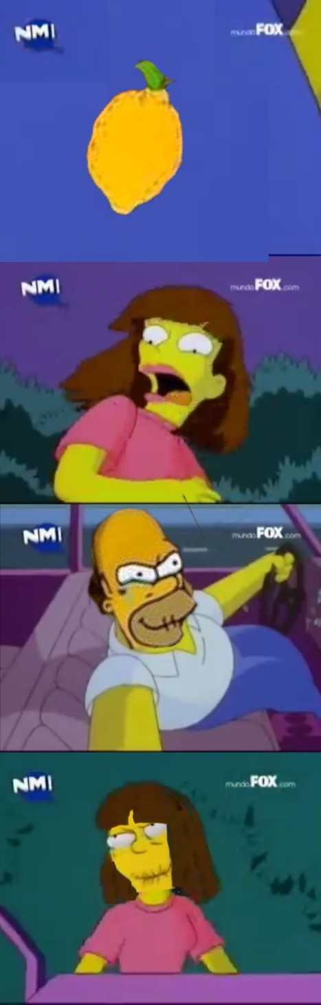 Lima limón - meme