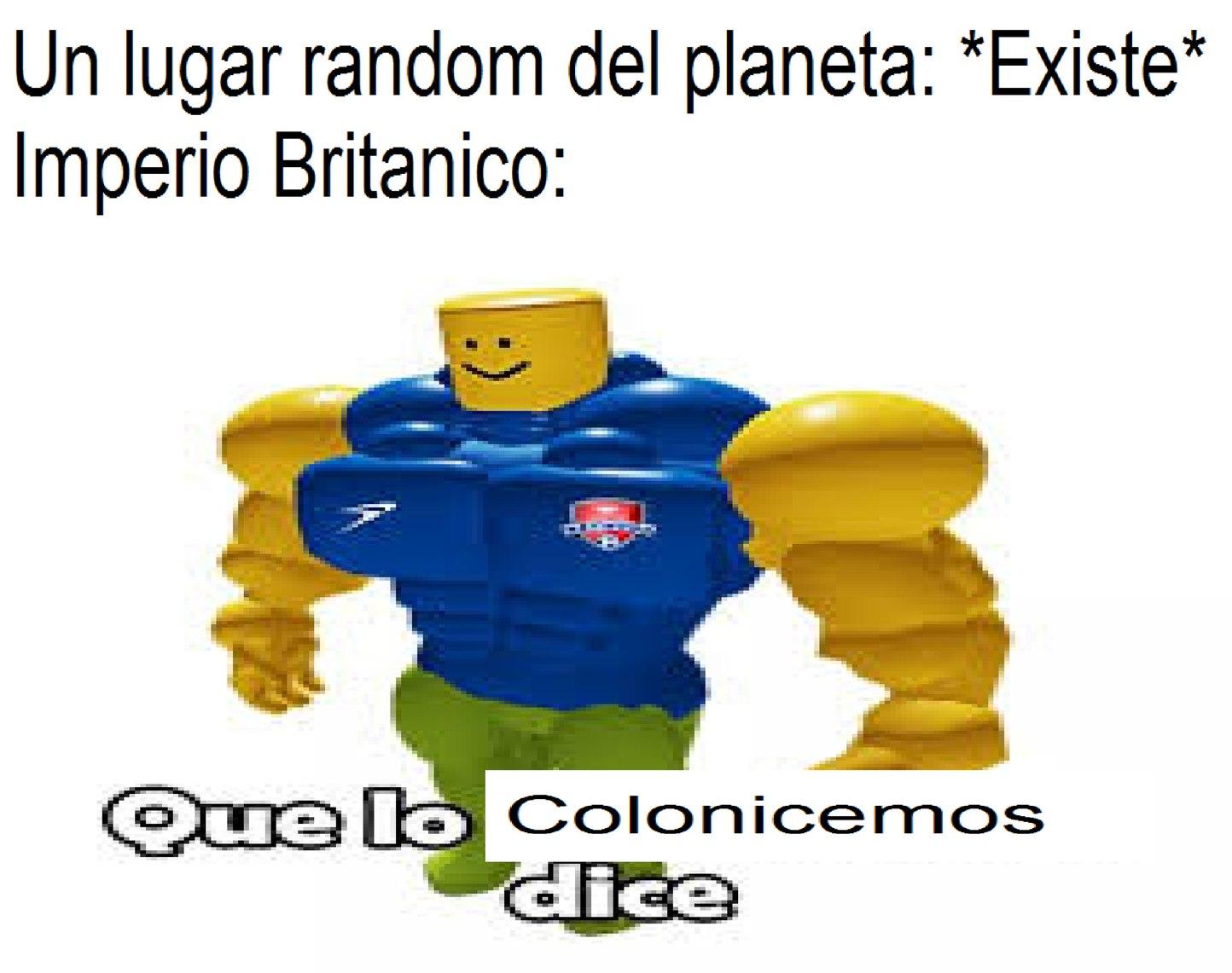 colonia - meme