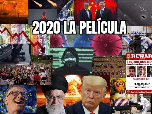 2020 la película - meme