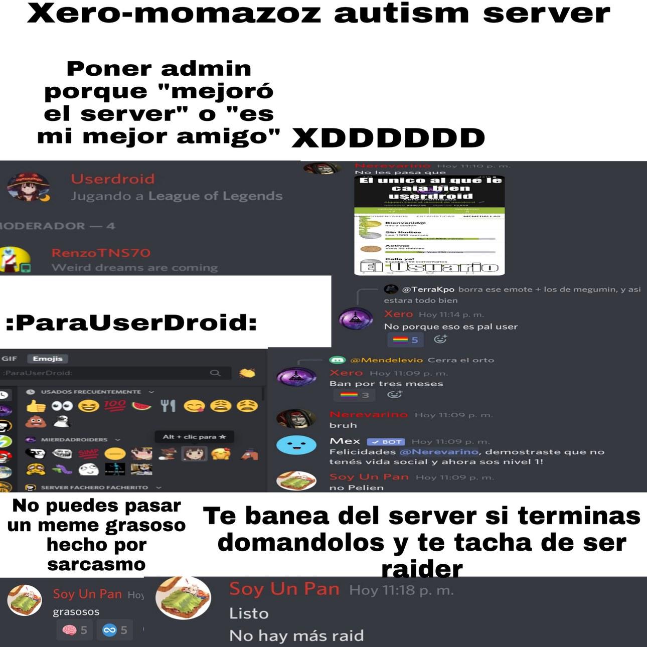 Xero-Autiztaz - meme