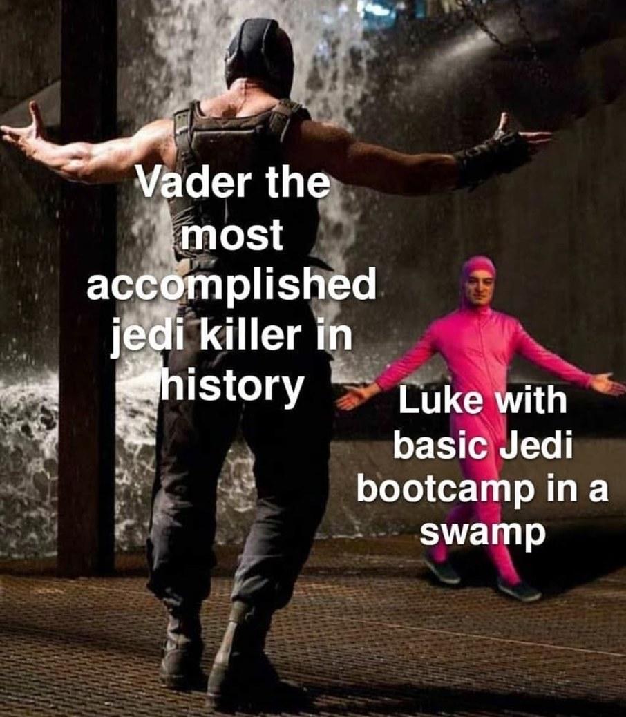 Star Wars. - meme