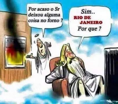 Hell de Janeiro - meme