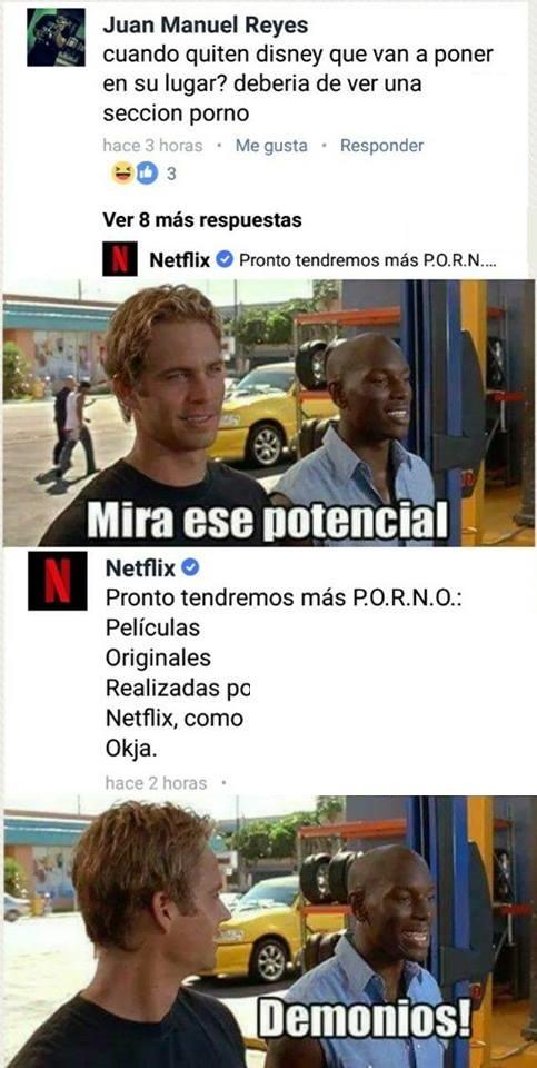 P.O.R.N.O - meme