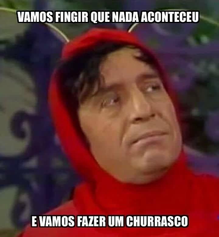 CHURRASCÃO - meme