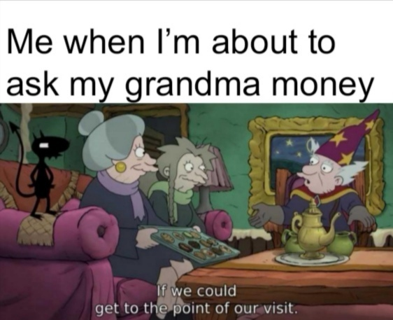 50€ please - meme