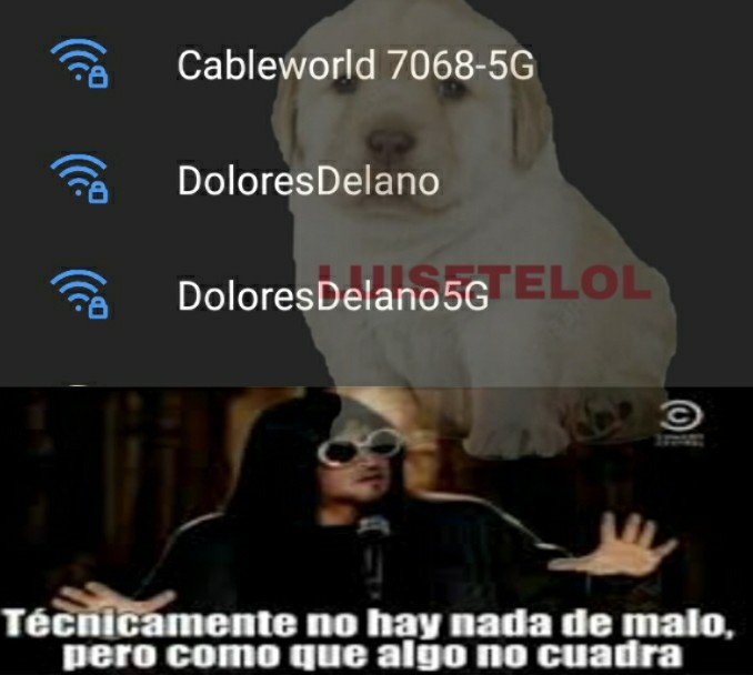 Jajaja wifi original - meme