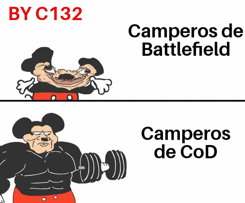 Camperos - meme