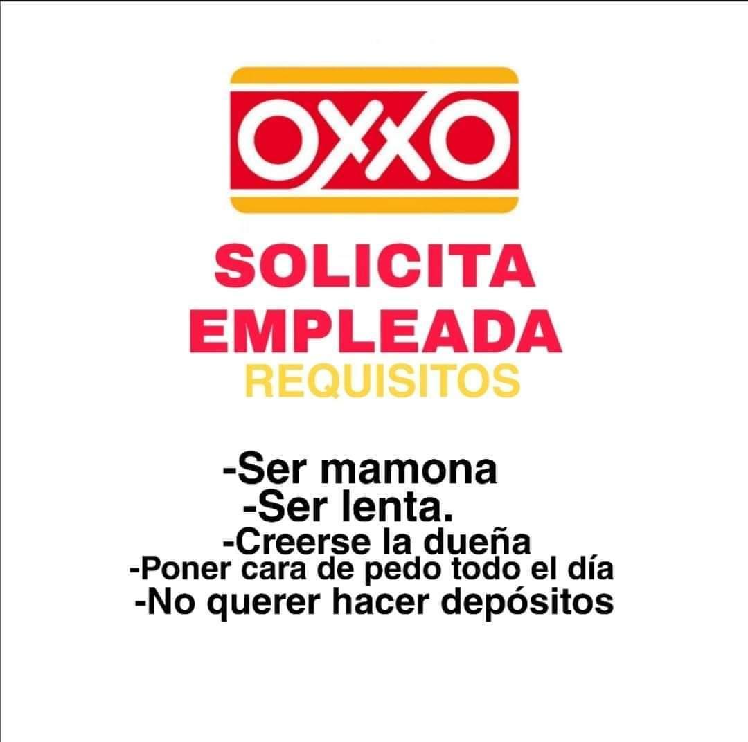 Oxxo Mamalon - meme