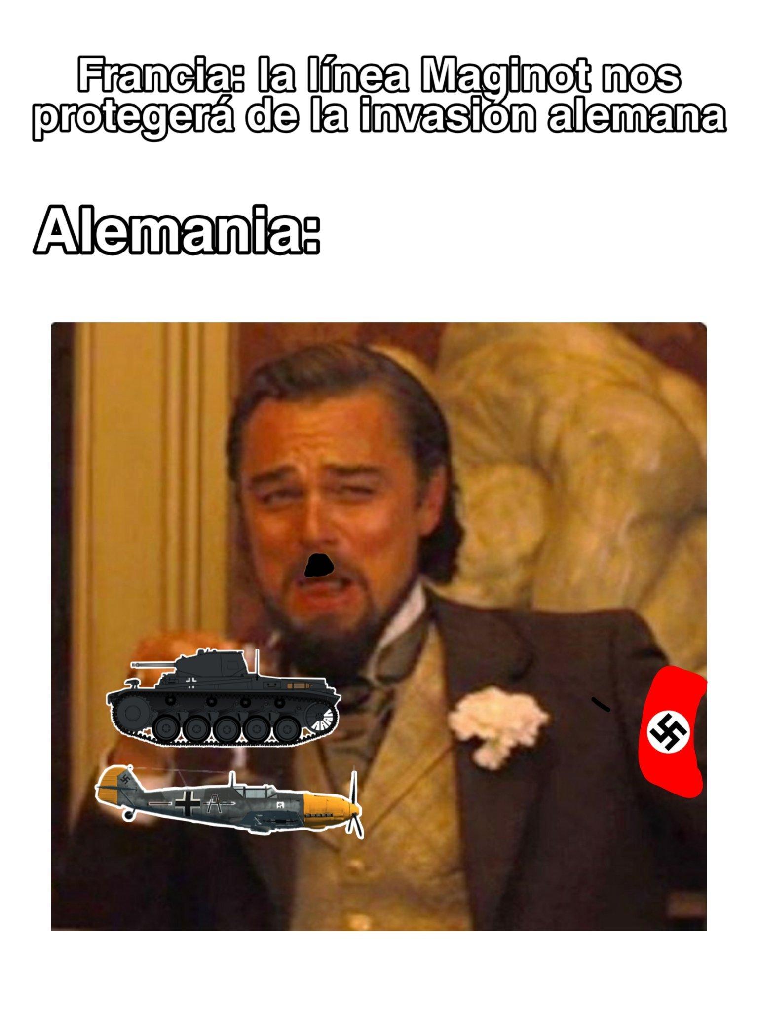 Bliztkrieg - meme