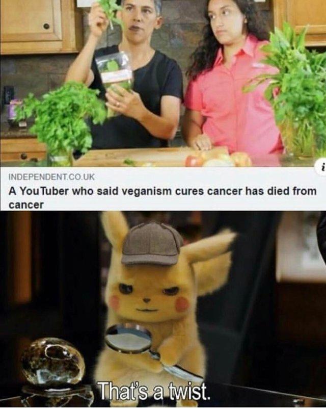 Thats a twist - meme
