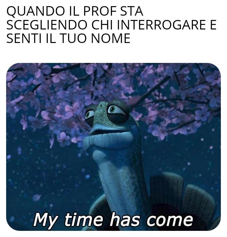 La vita fa schifo - meme