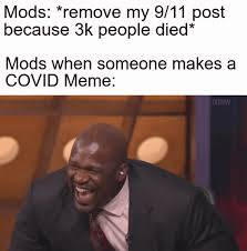 who needs the mods anyways? - meme
