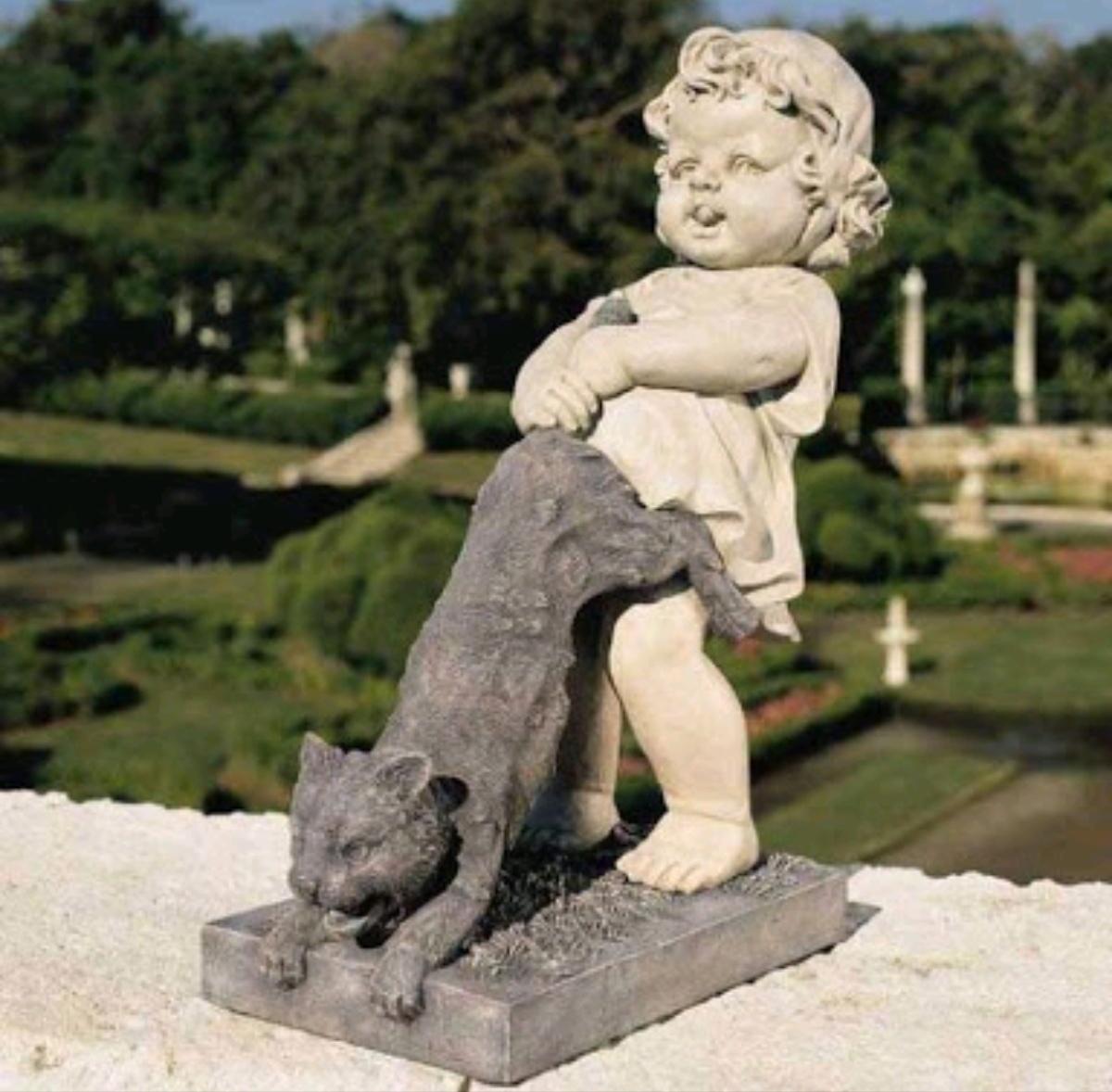 Quien hizo esta estatua? - meme
