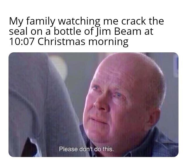 Merry Christmas - meme