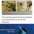 when the furry fandom has infiltrated a government