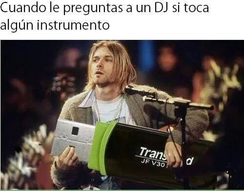 Cobain - meme