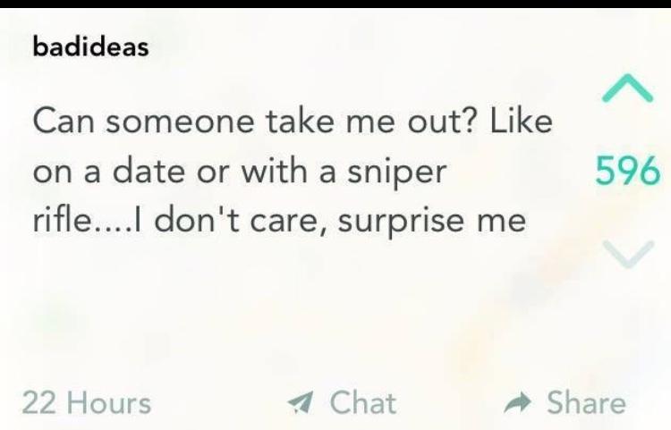 surprise me - meme
