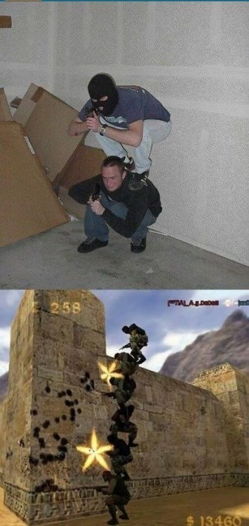 Slav strategy is best strategy in video games and in real life - meme