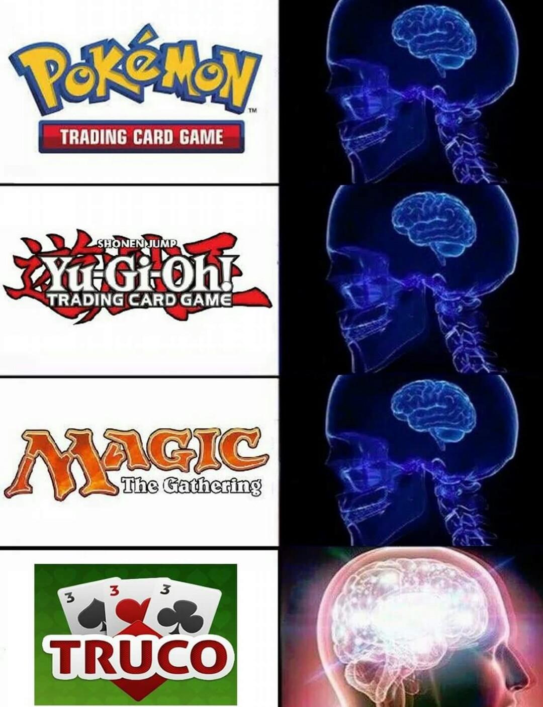 Truco>>>>all - meme