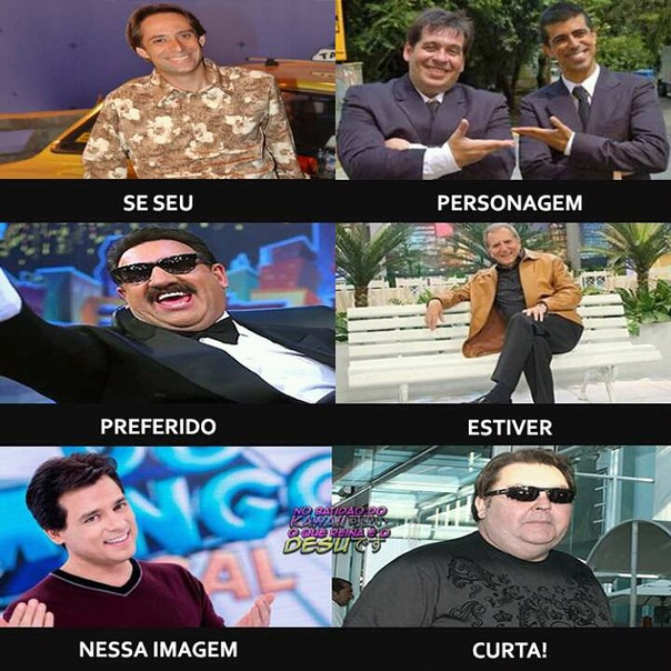 Faustão>>all - meme