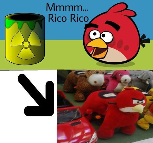 Rico rico - meme