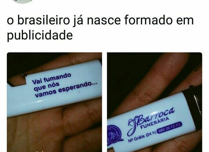 BR E FODA - meme